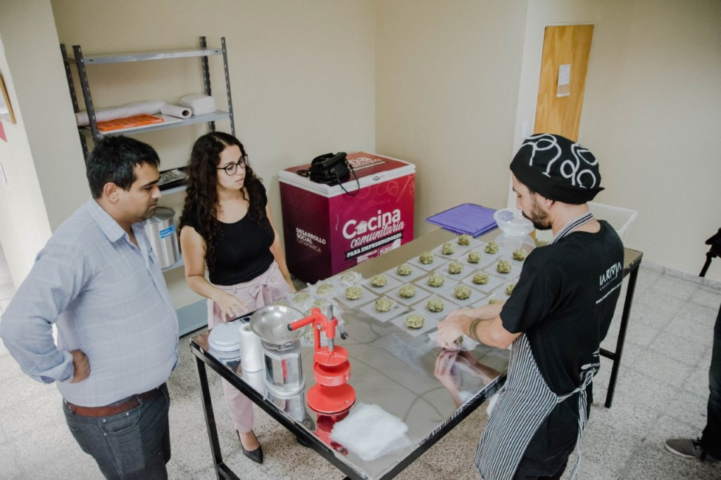 Están abiertas las inscripciones para las Cocinas Comunitarias para emprendedores