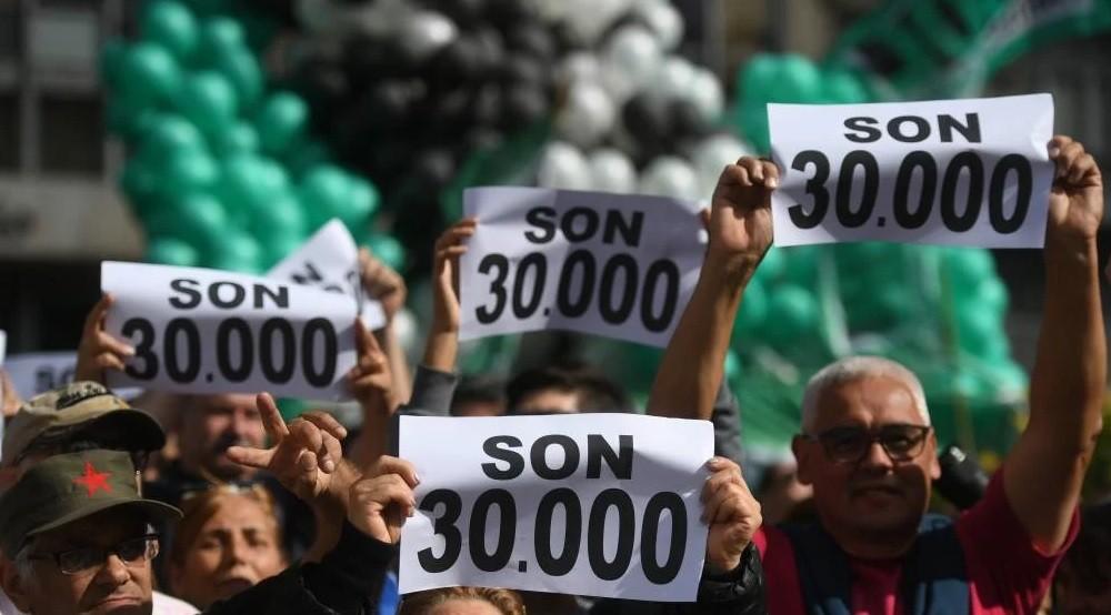 24 de marzo: miles de personas marcharon para pedir