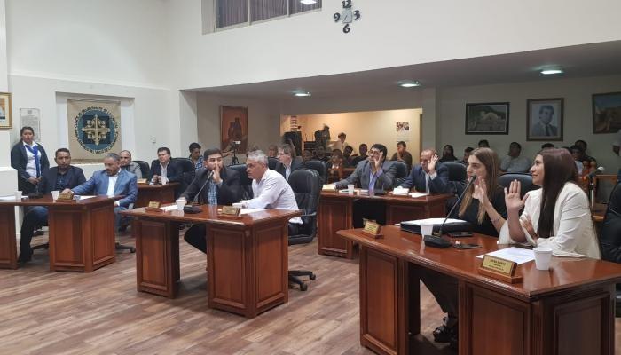 Se aprobó el aumento salarial para los trabajadores Municipales