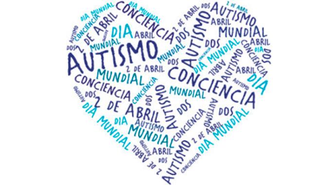 Caravana y acto para concientizar sobre el Autismo