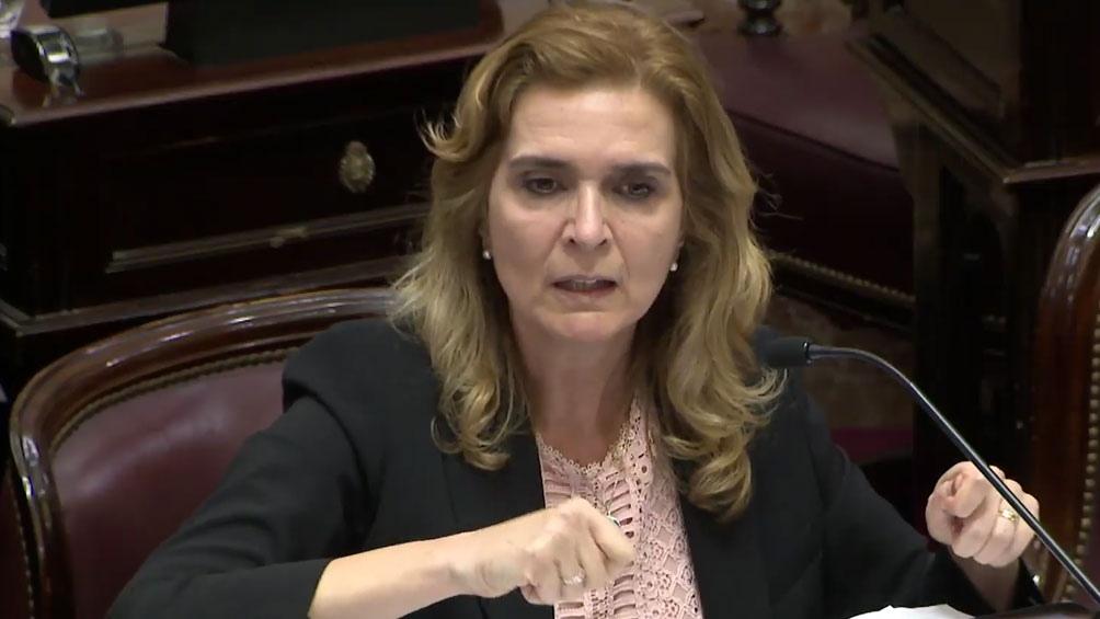 La senadora Elías de Pérez le disputará la gobernación a Manzur
