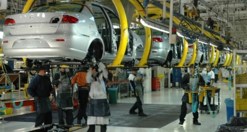En enero, la capacidad instalada de la industria fue de 56,2%, la más baja de la era Macri