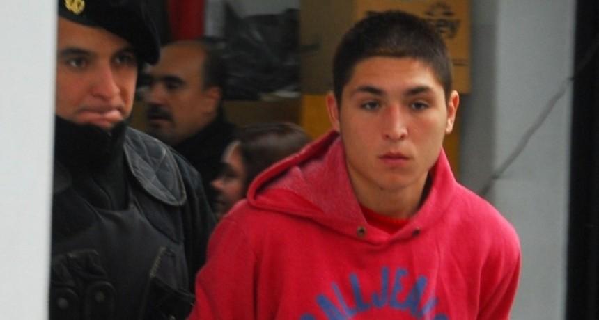 Nahuel Vega Modotti llega a juicio oral