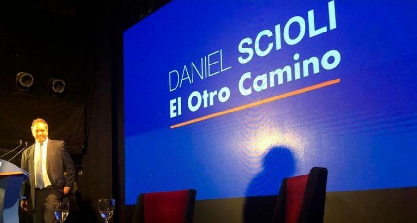 Scioli quiero ser Presidente porque puedo unir a los Argentinos