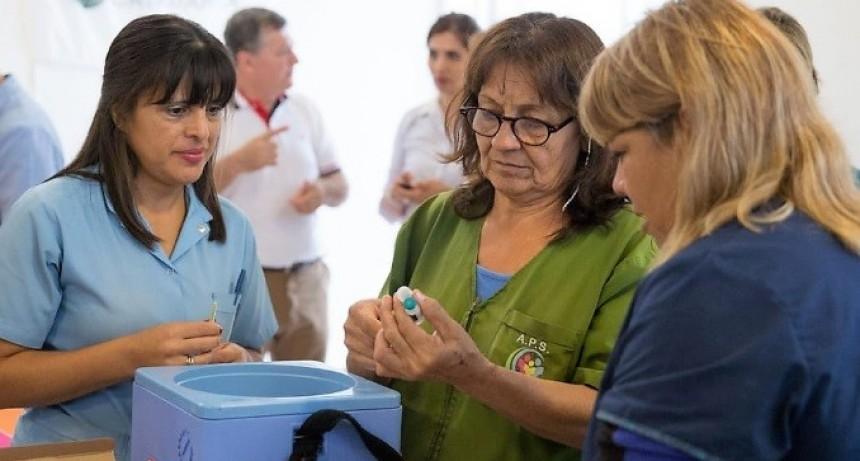 A fines de marzo llegarán las vacunas antigripales