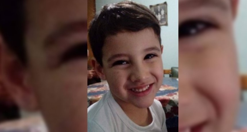 Encontraron a Benjamín, el niño de cinco años que era buscado en San Juan