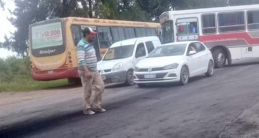 """Tucumán: Hay cortes de ruta en toda la provincia y advirtieron que """"no pasará Nadie"""""""