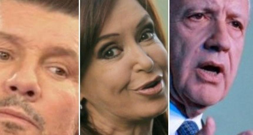¿Cuándo se lanzan Cristina, Lavagna y Tinelli, y de qué depende que se presenten o no?