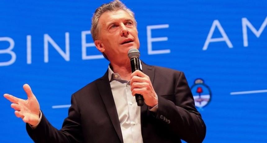 Mauricio Macri pidió suspender las elecciones de diputados del Parlasur