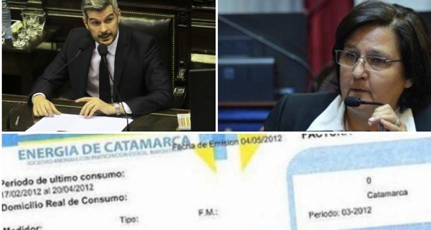 CATAMARCA: Peña dijo que la mayor parte del aumento de la tarifa de energía lo hace la Provincia