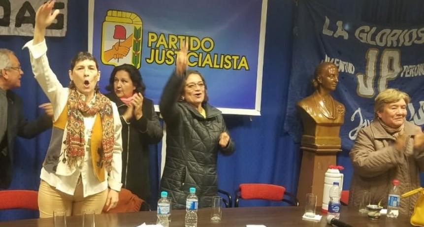 Ines Blas: No quiere la reelección de Corpacci
