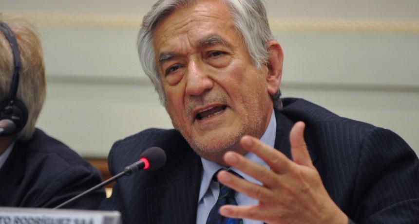 Filtran un audio de Alberto Rodríguez Saá en el que ordena echar a empleados públicos por ser opositores