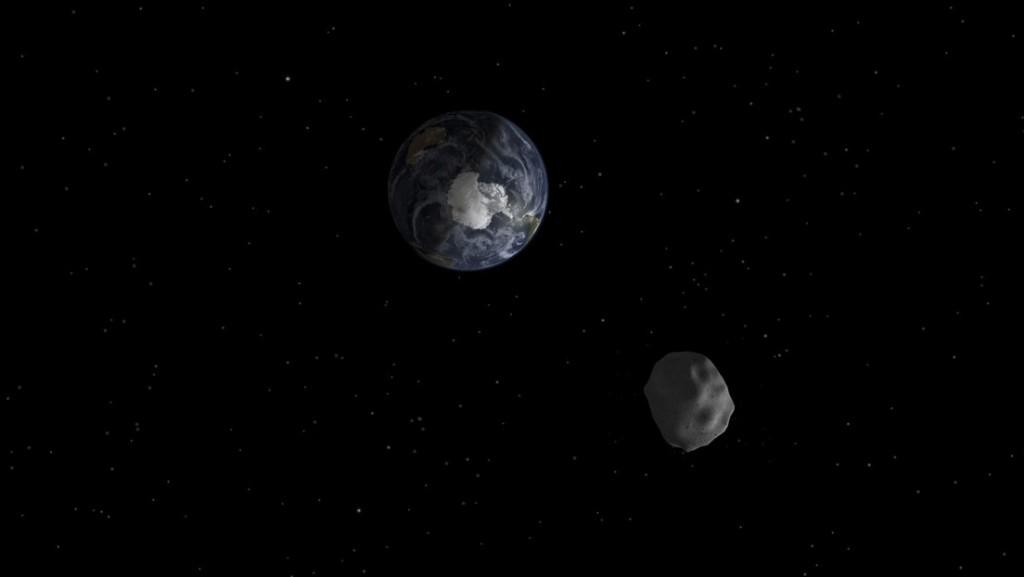 La NASA advierte que un asteroide de 4 kilómetros se aproxima a la Tierra