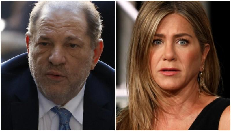 Jennifer Aniston debe ser asesinada: las declaraciones de Harvey Weinstein que conmocionan Hollywood