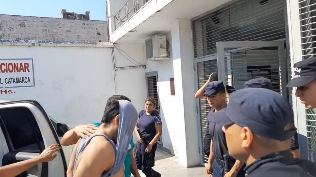 Naim Vera fue llevado al penal
