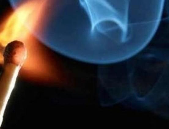 RECREO: Mujer está grave tras quemarse a lo bonzo
