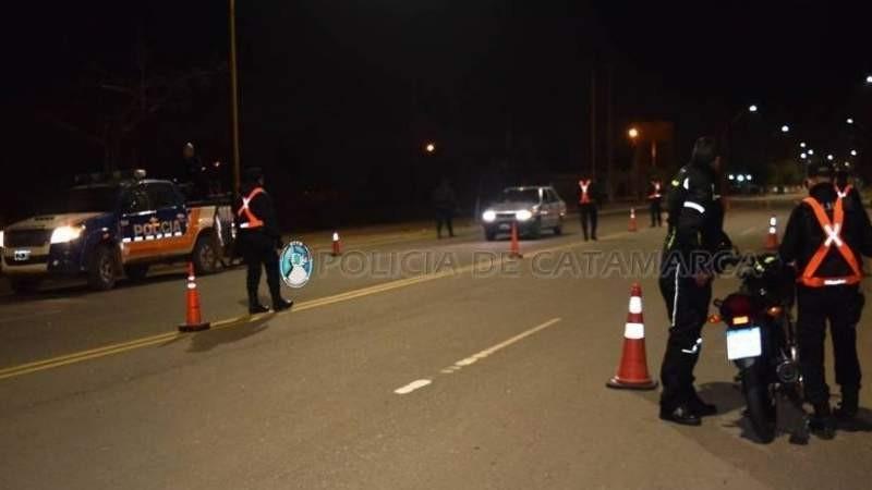 Violación de cuarentena: 75 detenidos en las últimas 48 horas