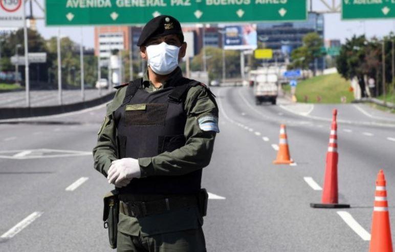 El Gobierno anunció un bono de $5.000 para las fuerzas de seguridad