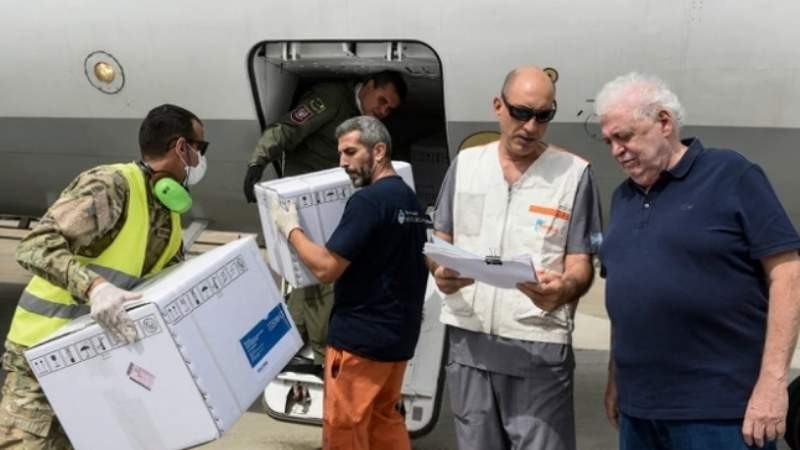 El Gobierno envió respiradores e insumos sanitarios a provincias del NOA y NEA