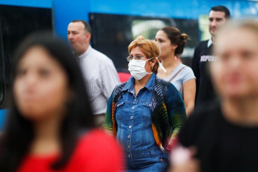 Ya son 20 las víctimas fatales y 820 los infectados en Argentina