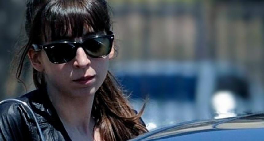 Florencia Kirchner, desde Cuba: