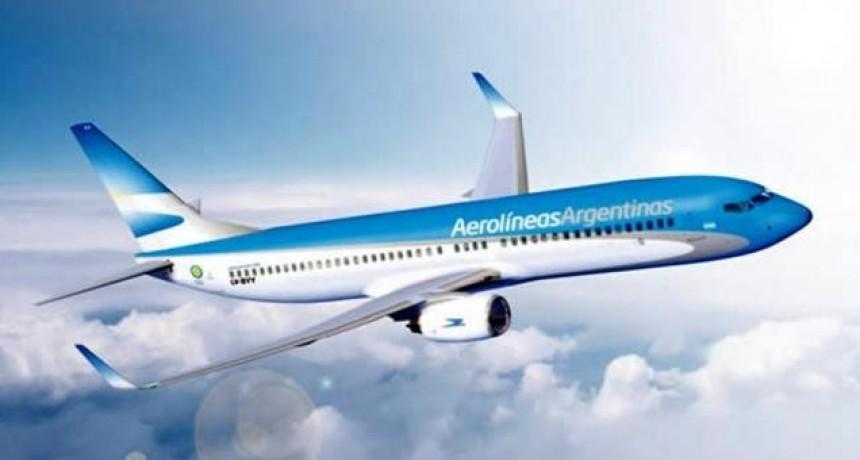 Coronavirus: Aerolíneas Argentinas cancela vuelos a Miami, Roma y Orlando