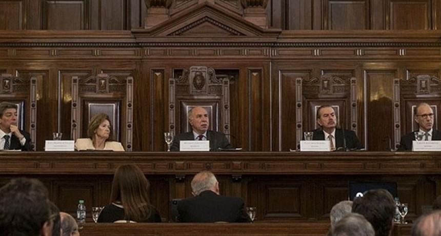 La Corte declaró