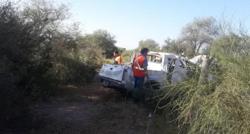 Accidente fatal en Belén: un fallecido y su acompañante, está grave