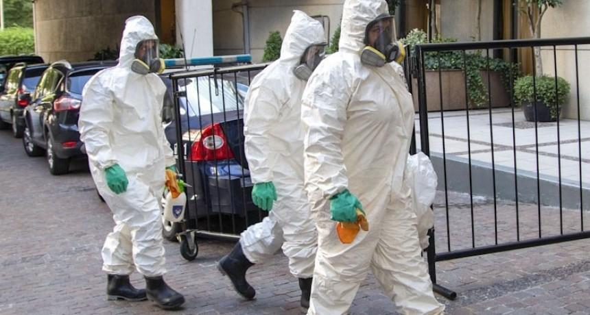 117 nuevos casos de coronavirus en Argentina