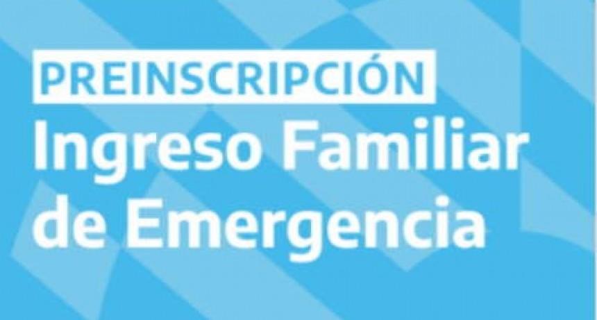 En 11 horas, se anotaron más de 900.000 personas para cobrar el Ingreso Familiar de Emergencia