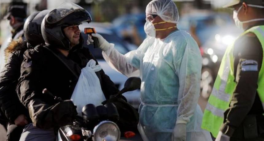 Confirmaron 88 nuevos casos de coronavirus en la Argentina y el total de infectados asciende a 1054