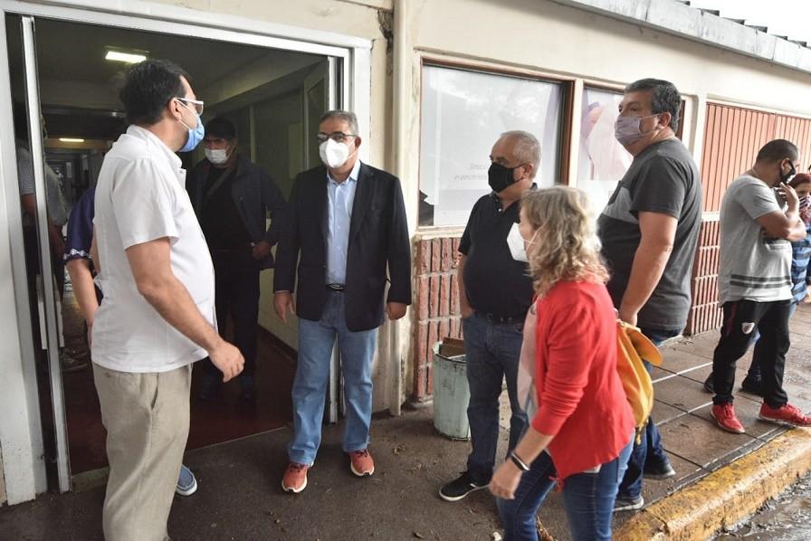El Gobernador Jalil anunció un nuevo hospital