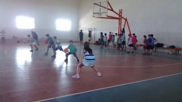 Los Polideportivos a plena actividad
