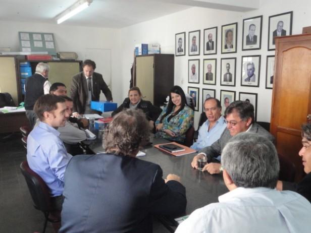 Concejo Deliberante SFV Comisiones