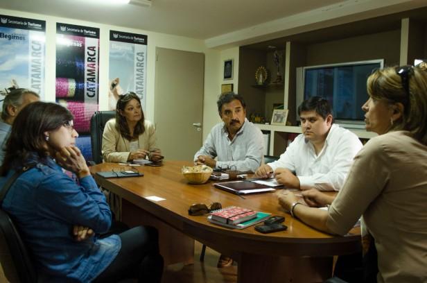 Cultura y Turismo acuerdan acciones conjuntas con el Fondo Nacional de las Artes