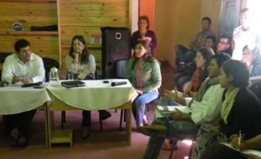 Turismo se reunió con municipios del Polo Centro y Capital