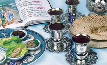 Pascua del pueblo judio - celebran Pésaj