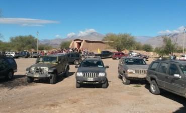"""""""Jeep Jamboree Catamarca 2015"""", visito Tinogasta"""