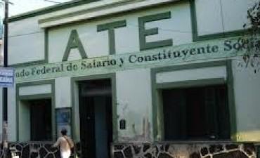 Pelea Núñez  Arévalo en ATE