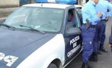 Reporte Policial Lunes 20 de Abril