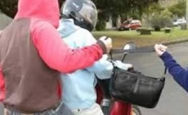Motochorros, sin motos