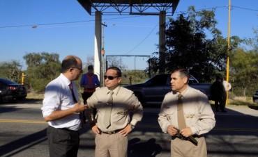 La Policía  Provincial y  Gendarmeria Nacional  Custodiaran Puestos Camineros