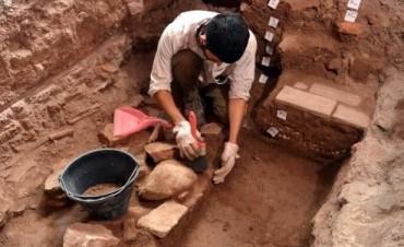 Encontraron los restos de la casa que habitó San Martín en la ciudad de Mendoza