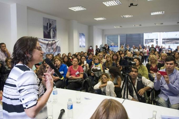 Congreso de la Rama Femenina del Peronismo Catamarqueño