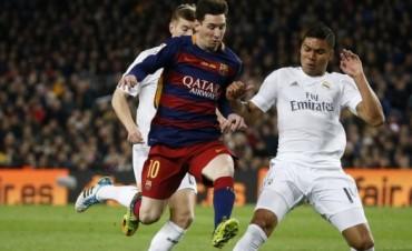 Real Madrid remontó el clásico y se quedó con la victoria en su visita a Barcelona