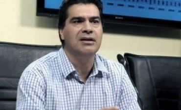 """Capitanich dijo que realizar elecciones internas en el PJ """"es objetivamente imposible"""