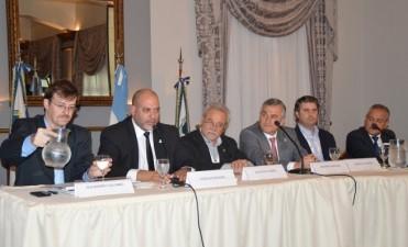 Rodolfo Micone en seminario  internacional de litio en Jujuy