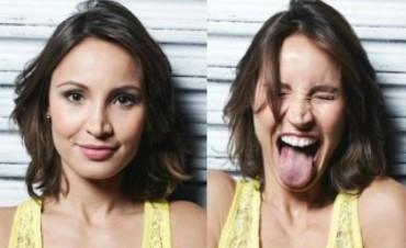 Una increíble sesión de fotos muestra como cambia el rostro con 1, 2 y hasta 3 copas de vino