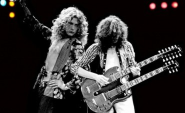 """Led Zeppelin a juicio por supuesto plagio en su canción """"Escalera al cielo"""""""
