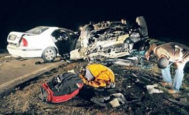 Choque Fatal en El Cebollar Ruta 38